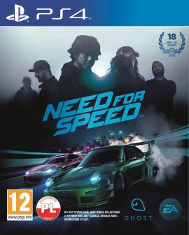 Gra PS4 Need for Speed