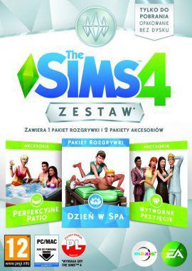 Gra PC The Sims 4 Zestaw dodatków
