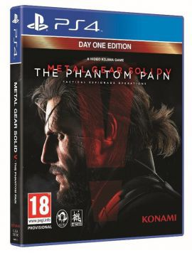 Gra PS4 Metal Gear Solid V: The Phantom Pain