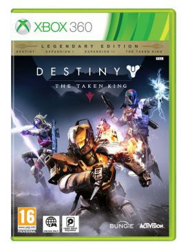 Gra XBOX360 Destiny: The Taken King Legendary Edition
