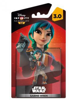Figurka CD_PROJEKT Disney Infinity 3.0 Sabine (Star Wars)