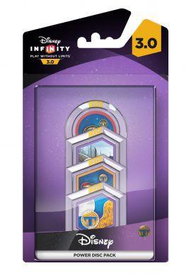 Dyski mocy DISNEY do gry Infinity 3.0 (Kraina jutra)