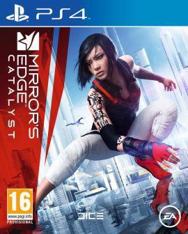 Gra PS4 Mirrors Edge Catalyst
