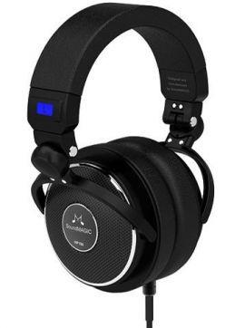 Słuchawki SOUNDMAGIC HP200 Studyjne Czarny