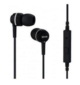 Słuchawki SOUNDMAGIC ES18S Czarny