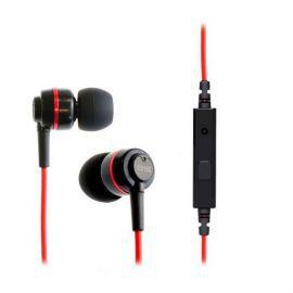 Słuchawki SOUNDMAGIC ES18S Czerwono-czarny