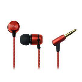 Słuchawki SOUNDMAGIC E50 Czerwono-czarny