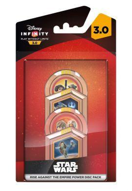 Dyski mocy DISNEY do gry Infinity 3.0 - Powstanie przeciw Imperium
