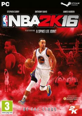 Gra PC NBA 2K16