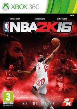 Gra XBOX360 NBA 2K16