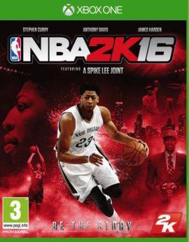 Gra XBOX ONE NBA 2K16