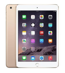 Tablet APPLE iPad Mini 4 MK9Q2FD/A Złoty