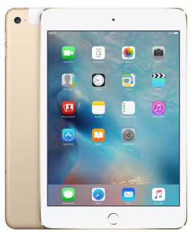 Tablet APPLE iPad Mini 4 LTE MK782FD/A Złoty
