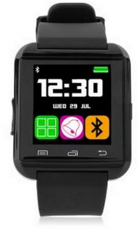 Smartwatch MEDIA-TECH MT849 Active Watch Czarny