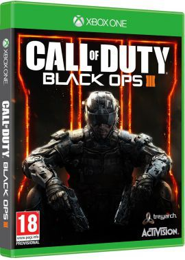 Gra XBOX ONE Call of Duty Black Ops 3