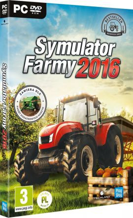 Gra PC Symulator Farmy 2016