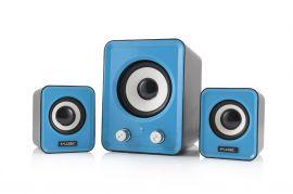 Głośniki LOGIC CONCEPT 2.1 LS-20 Niebieski