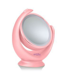 Lusterko kosmetyczne GOTIE GMR-318R LED Różowy w MediaExpert