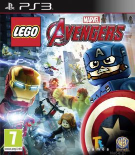 Gra PS3 Lego Marvel Avengers