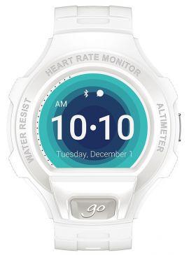 Smartwatch ALCATEL OneTouch Go Watch Biało-szary