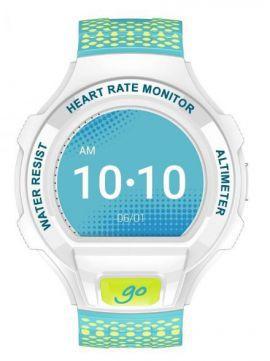 Smartwatch ALCATEL OneTouch Go Watch Biało-zielony
