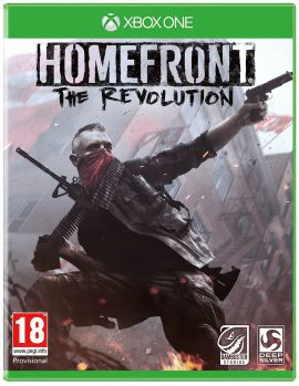 Gra XBOX ONE Homefront 2: Revolution