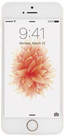 Smartfon APPLE iPhone SE 16GB Złoty