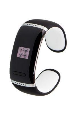 Smartband GARETT Ione Czarno-biały