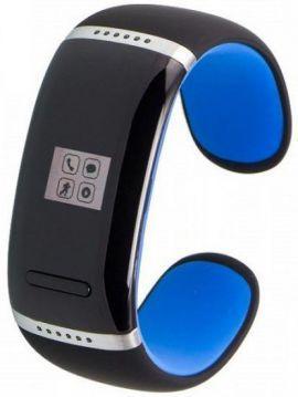 Smartband GARETT Ione Czarno-niebieski