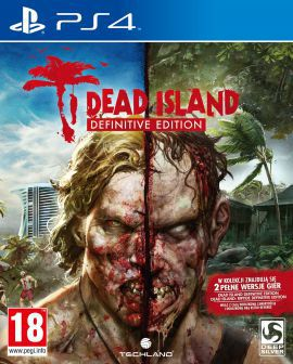 Gra PS4 Dead Island Definitive Edition