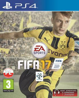 Gra PS4 FIFA 17