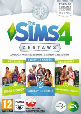 Gra PC The Sims 4 Zestaw 3