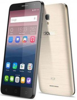 Smartfon ALCATEL Pop 4 Plus Złoty