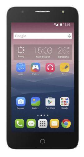 Smartfon ALCATEL Pop 4 Plus Szary