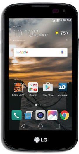 Smartfon LG K3 K100DS Granatowy