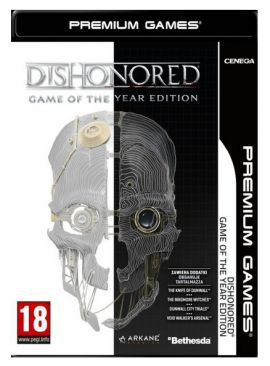 Gra PC Dishonored Games of the Year