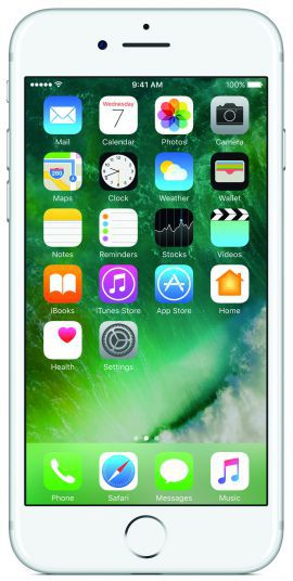 Smartfon APPLE iPhone 7 32GB Srebrny
