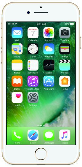 Smartfon APPLE iPhone 7 32GB Złoty