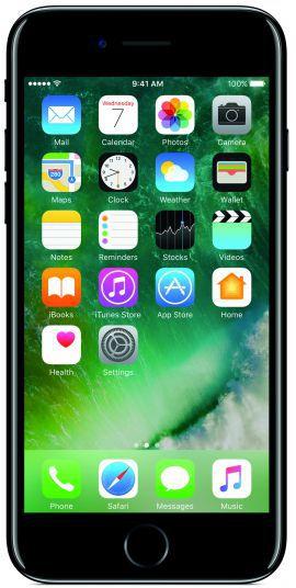Smartfon APPLE iPhone 7 256GB Onyks