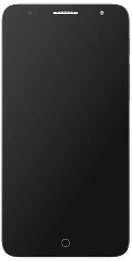 Smartfon ALCATEL Pop 4 Plus Srebrny