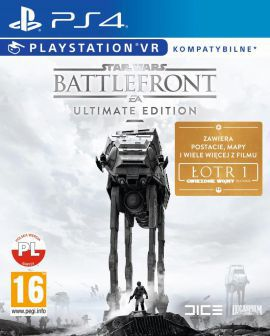 Gra PS4 Star Wars Battlefront: Ultimate Edition