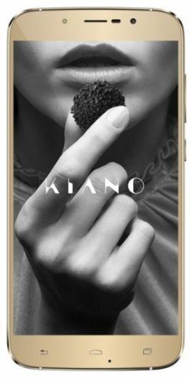 Smartfon KIANO Elegance 5.5 Złoty