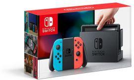 Konsola NINTENDO Switch + Kontroler Switch Czerwono-niebieski