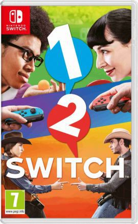 Gra NINTENDO SWITCH 1 2 Switch