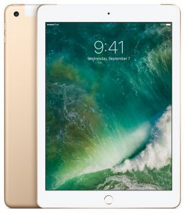 Tablet APPLE iPad 9.7 LTE 32 GB MPG42FD/A Złoty