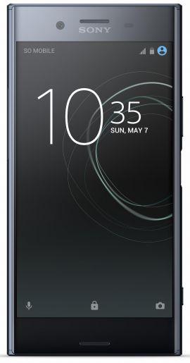 Smartfon SONY Xperia XZ Premium Chrome Czarny