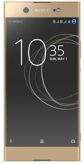 Smartfon SONY Xperia XA1 Złoty