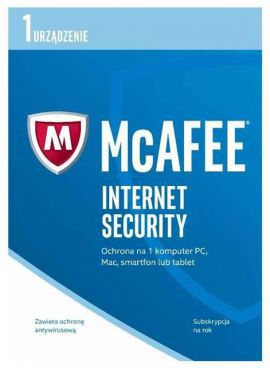 Program MCAFEE Internet Security 2017
