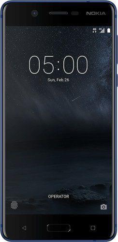 Smartfon NOKIA 5 Dual SIM Niebieski