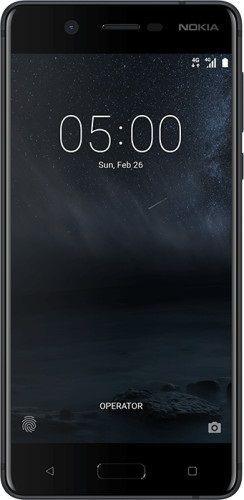 Smartfon NOKIA 5 Dual SIM Czarny